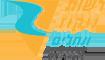 לוגו רשות ניקוז שקמה בשור